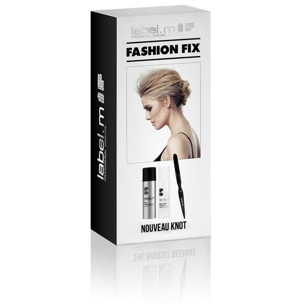 Label.m Fashion fix Nouveau Knot kit cadeau