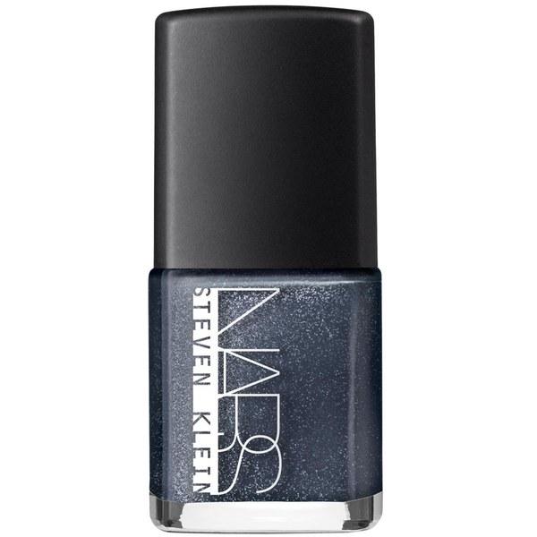 NARS Cosmetics Steven Klein Black Fire Nail Polish