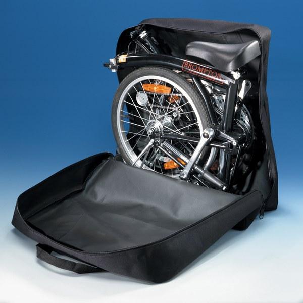 B Amp W Folding Bike Soft Bag Probikekit Uk