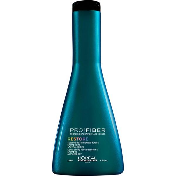 L Oreal Professionnel Pro Fiber Restore Shampoo 250ml