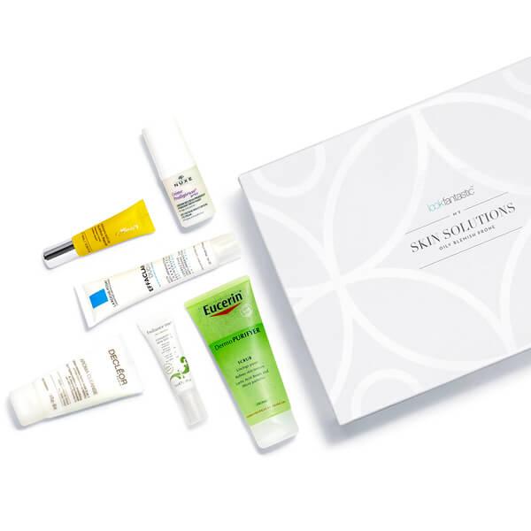 Caja Piel Sana Lookfantastic Healthy Skin Box – Piel grasa/propensa al acné (Valorado en 175€)
