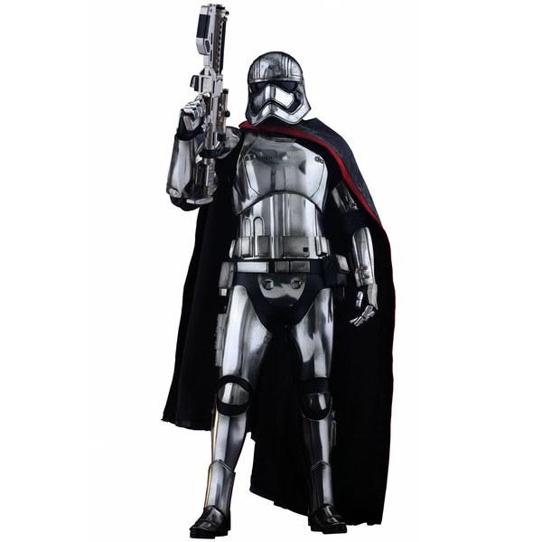 Hot Toys Star Wars Episode VII Figure Captain Phasma Movie Masterpiece 13 Inch Figure