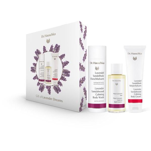 Dr. Hauschka Lavender Dream Gift Set (Worth £54.50)