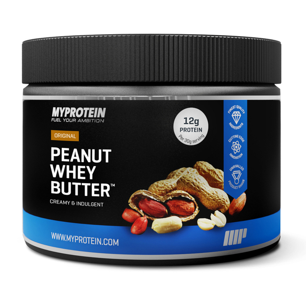 Peanut butter whey