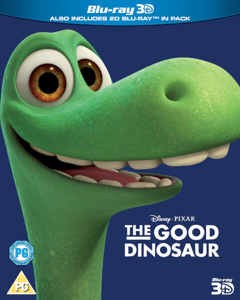 The Good Dinosaur 3D (Includes 2D Version): Image 11
