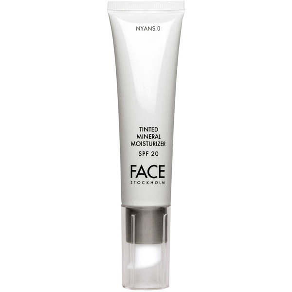 Crema Mineral con Color FACE Stockholm - Nyans 0