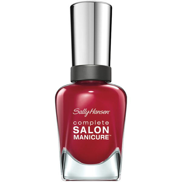 Sally Hansen Complete Salon Manicure Nail Colour - Red Handed 14.7ml