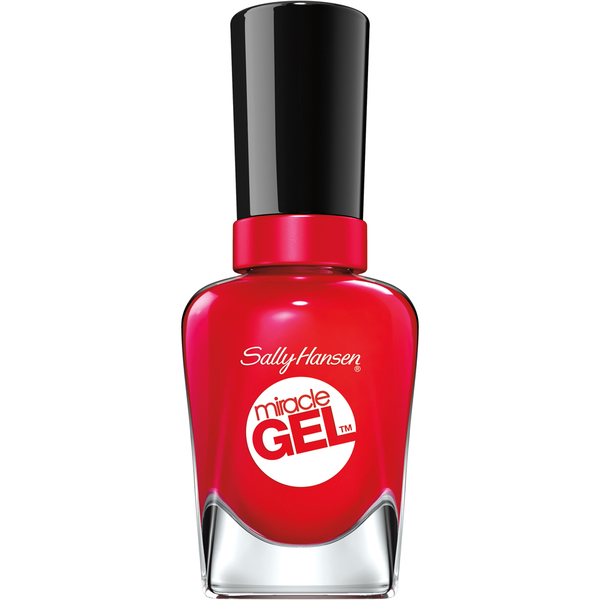Esmalte de uñas Miracle Gel Nail Polish - Red Eye de Sally Hansen 14,7 ml