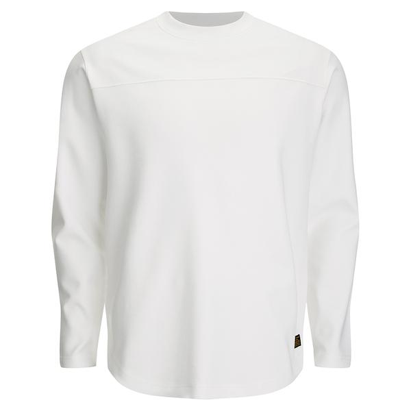 Maharishi Men's Mahagaea Hockey Jersey - White