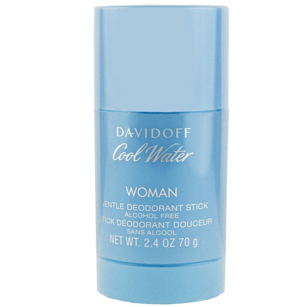 Desodorante Davidoff Cool Water Woman (100 ml)