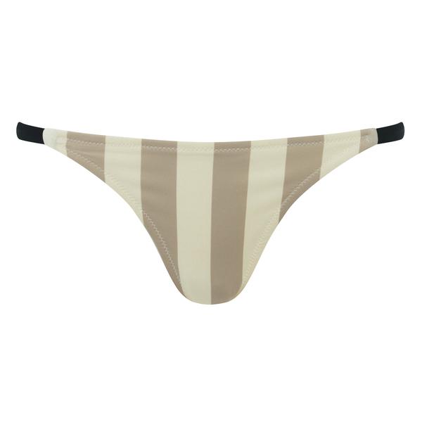 Solid & Striped Women's The Morgan Bikini Bottom - Nude & Cream