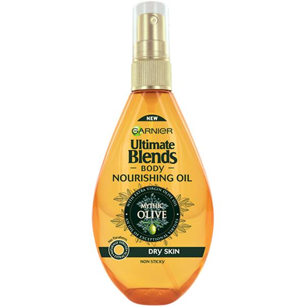 Garnier Body Ultimate Blends Nourishing Oil (150ml)
