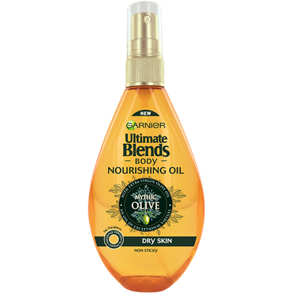 Aceite nutritivoUltimate Blends Nourishing Oil de Garnier Body (150 ml)