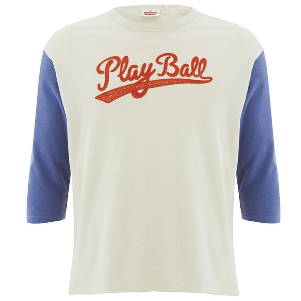 Levi's Vintage Men's Baseball T-Shirt - Playball