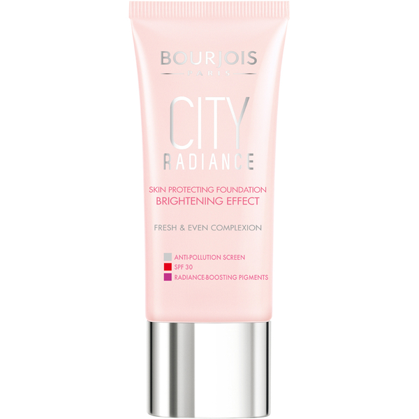 Bourjois City Radiance Foundation (Various Shades)