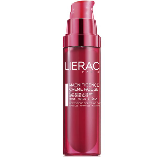 Crema Retexturizante Lierac Magnificence Red Cream Beautifying Care (50ml): Image 01