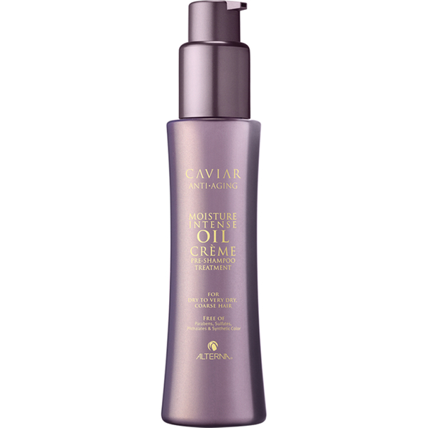 Alterna Caviar Moisture Intense Oil Crème Pre-Shampoo Treatment (125ml)