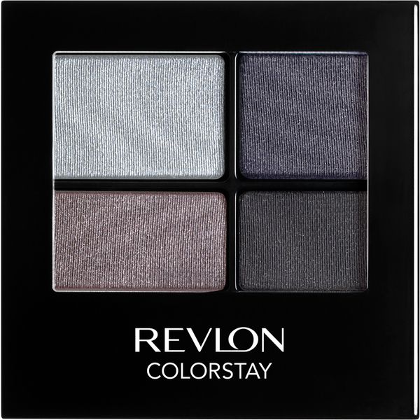 Revlon Colorstay 16 Hour Eyeshadow Quad - Siren