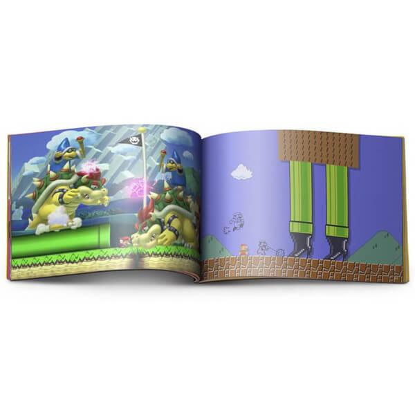 Squishy Super Mario Maker : Super Mario Maker Wii U Premium Pack + 8-Bit Mario Soft Toy Nintendo UK Store