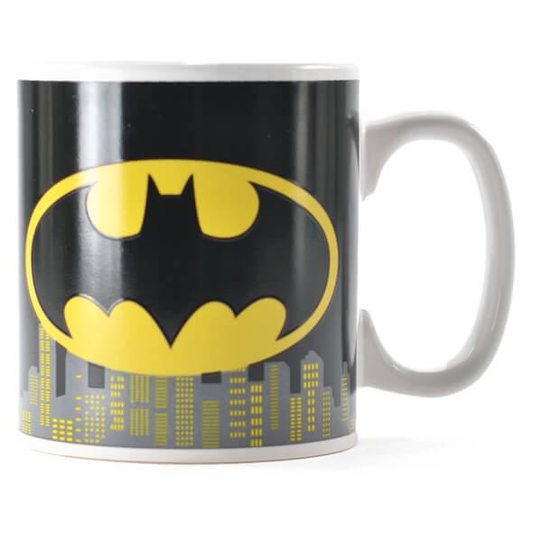 DC Comics Batman Heat Changing Mug