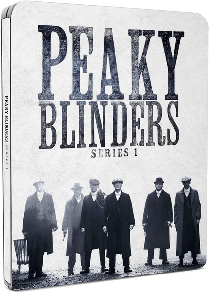 Peaky Blinders: Series 1 - Zavvi Exclusive Limited Edition ...
