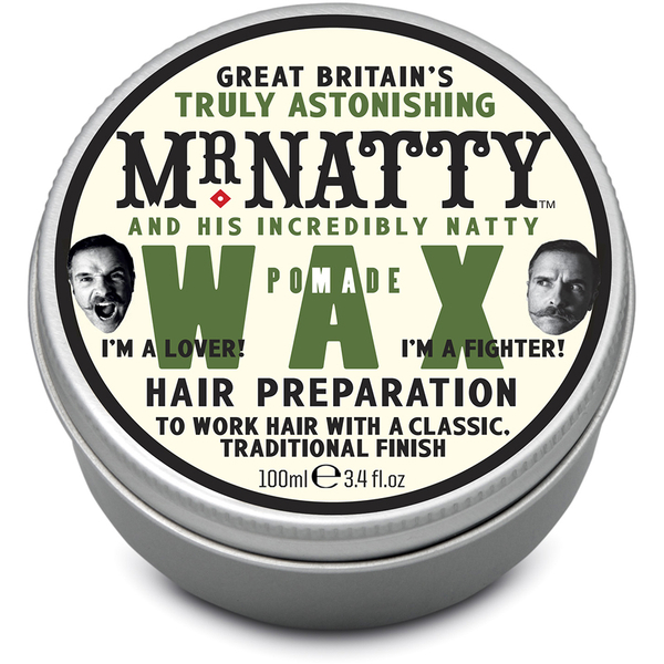 Mr Natty Pomade Wax Hair Preparation 100ml