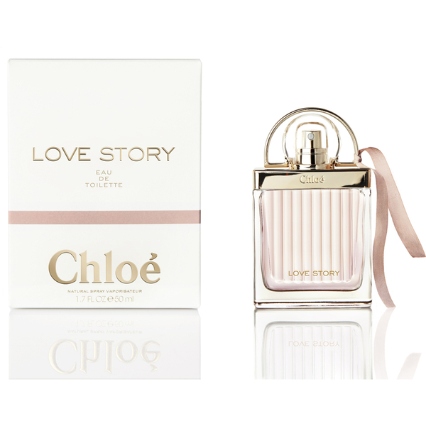 Chloé Love Story Eau de Toilette (50 ml)
