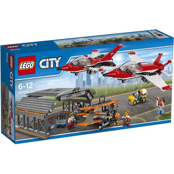 LEGO City: Airport Air Show (60103)