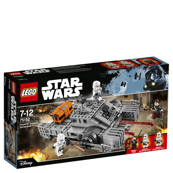 LEGO Star Wars: Imperial Assault Hovertank (75152)