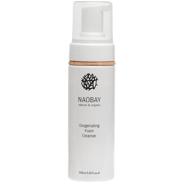 NAOBAY Oxygenating Foam Face Cleanser 150ml