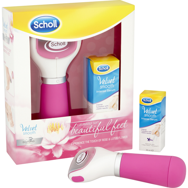 Pack cadeau Scholl Spa Deluxe Gift Pack