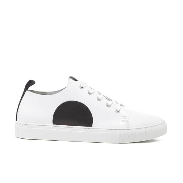 McQ Alexander McQueen Men's Chris Lace Up Trainer - White