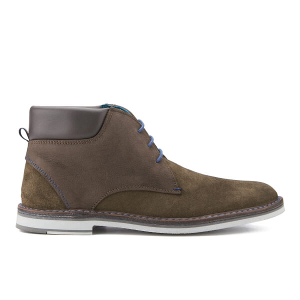 Ted Baker Men's Arkson Suede Desert Boots - Brown