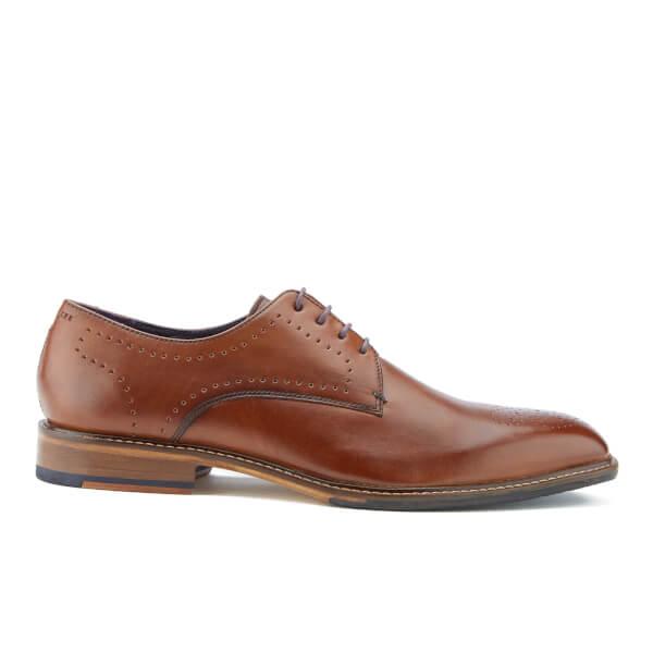 Ted Baker Men's Marar Leather Brogues - Tan