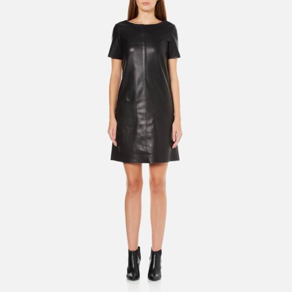 BOSS Orange Women's Apelilly Dress - Black
