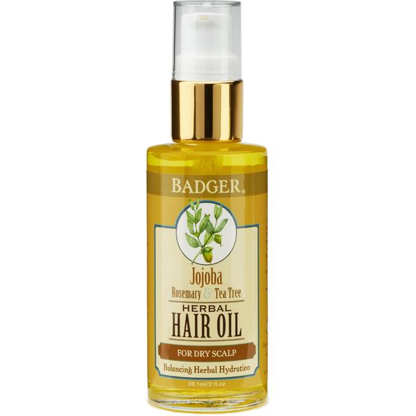 Badger Jojoba Hair美发油(59.1ml)