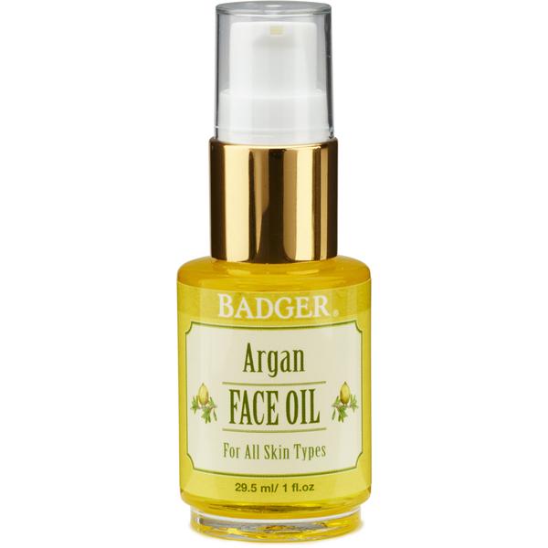 Badger Argan Face Oil (29.5ml)