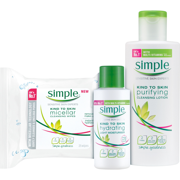 Simple Nourishing Cleansing Kit
