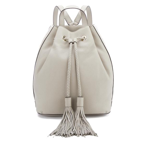 Rebecca Minkoff Women's Isobel Tassel Backpack - Khaki