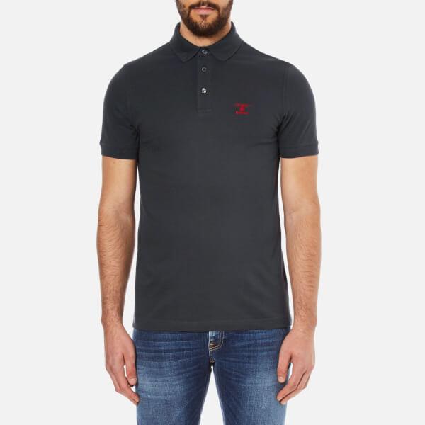 Barbour Heritage Men's Joshua Polo Shirt - Navy