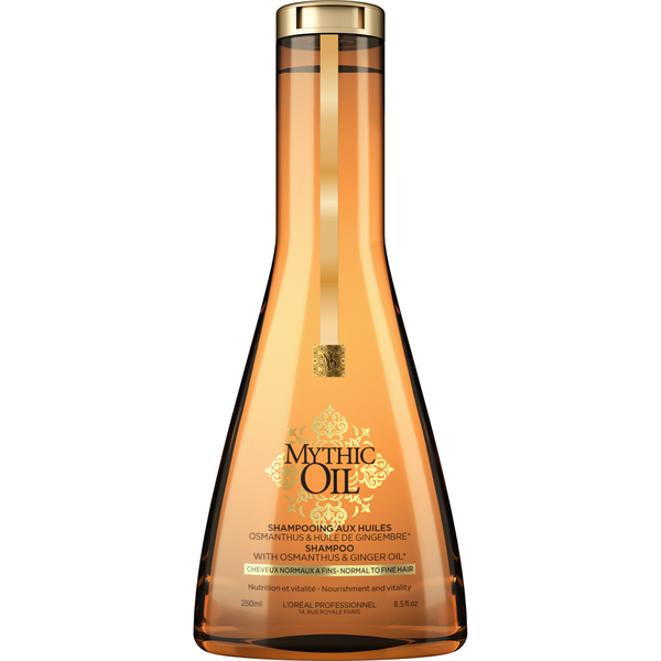 LOréal Professionnel Mythic Oil Shampoo for Normal to Fine Hair