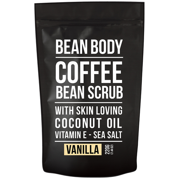 Exfoliante de Granos de Café deBean Body220 g - Vainilla