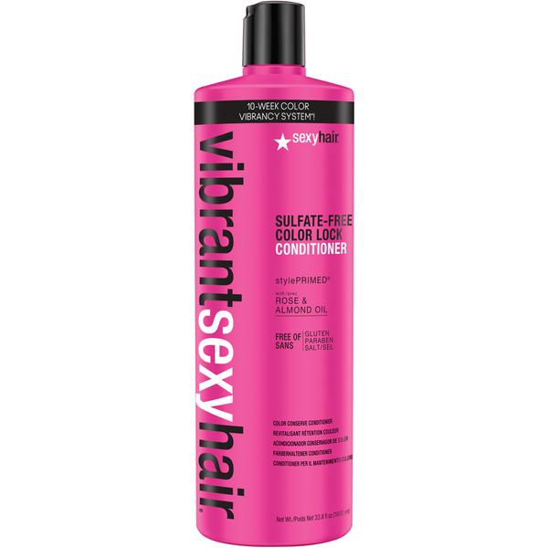 Sexy Hair Vibrant Color Lock Conditioner 1000ml