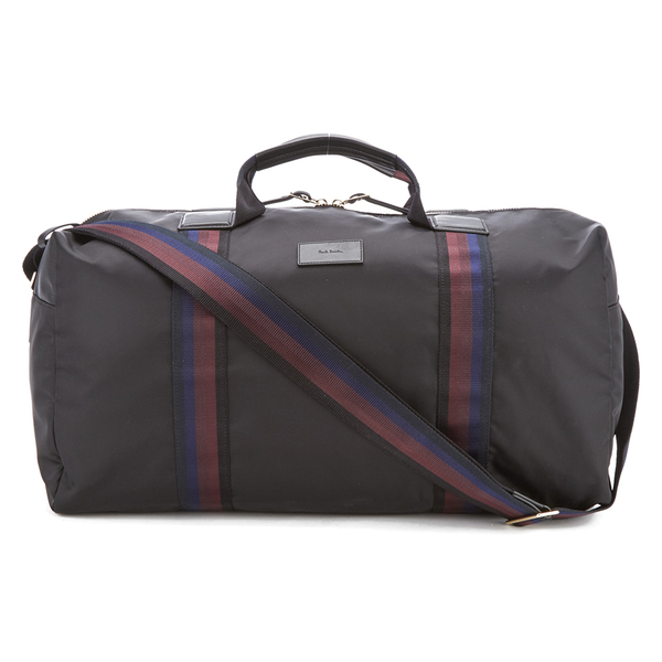 Paul Smith Accessories Men's Nylon Holdall Bag - Black