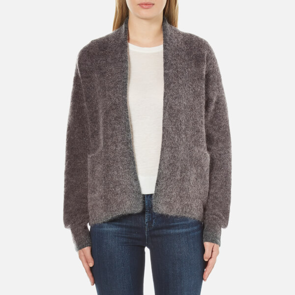 By Malene Birger Women's Maressa Cardigan - Dark Grey Melange