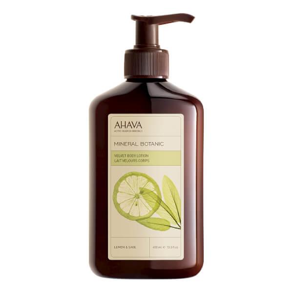AHAVA Mineral Botanic Velvet Body Lotion - Lemon and Sage