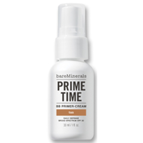 bareMinerals Prime Time BB Primer Cream Daily Defense SPF 30 - Tan
