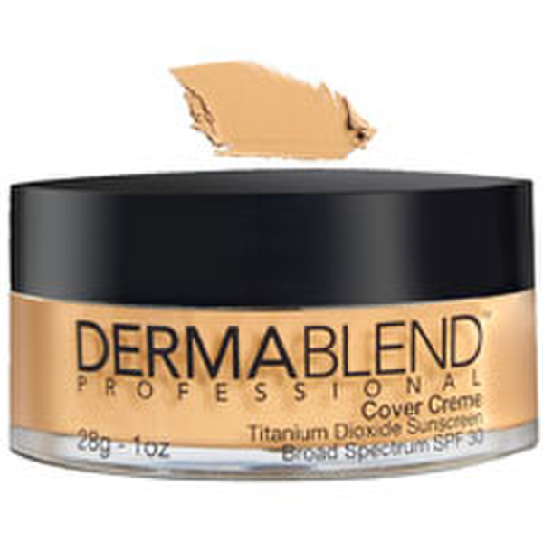 Dermablend Cover Creme - Yellow Beige