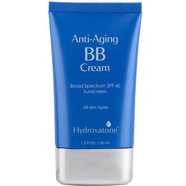 Hydroxatone Anti-Aging BB Cream Broad Spectrum SPF 40 - Tan