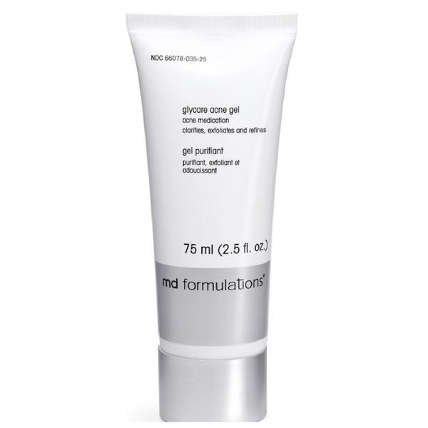 md formulations Glycare Acne Gel (75ml)